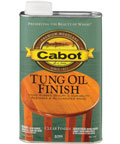 Cabot Stains Tung Oil
