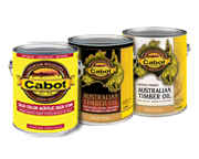 Cabot Exterior Stain Products