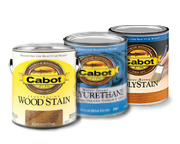 Cabot Interior Stain Products